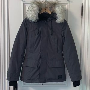 TNA down filled Larsen jacket (size small)